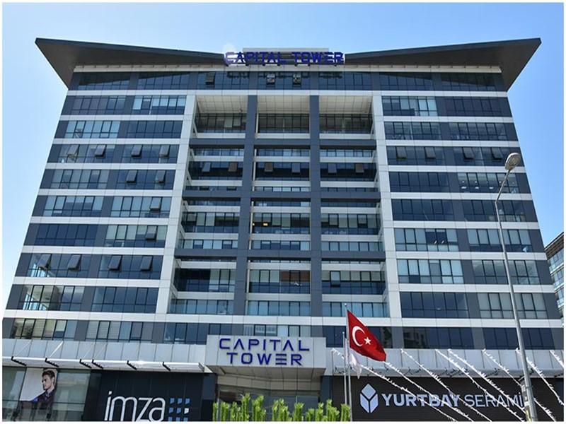 TMS MÜHENDİSLİK CAPITAL TOWER BUSINESS CENTER