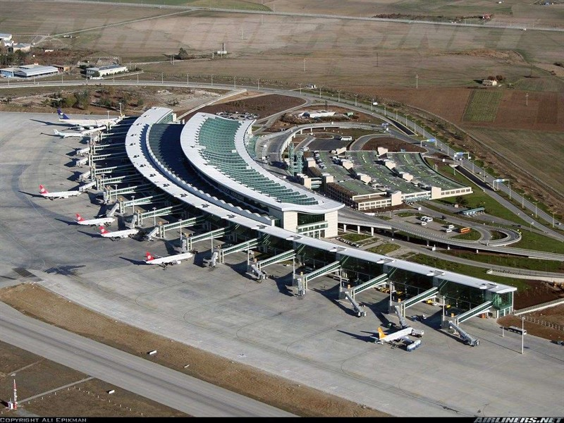 TMS MÜHENDİSLİK ANKARA ESENBOGA AIRPORT