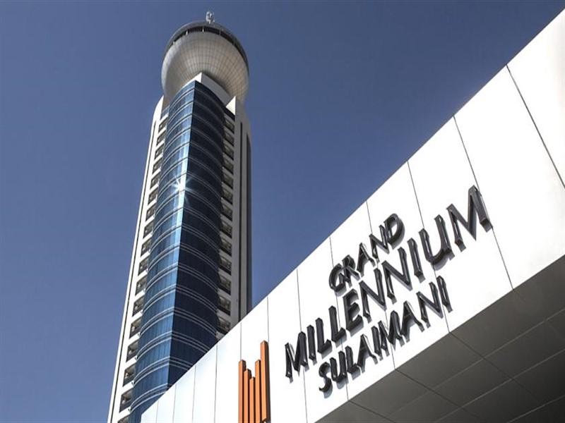TMS MÜHENDİSLİK GRAND MILLENIUM HOTEL