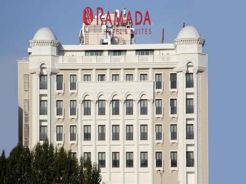 TMS MÜHENDİSLİK RAMADA HOTEL