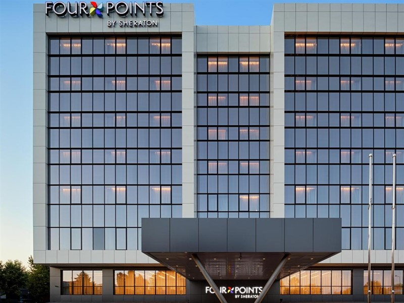 TMS MÜHENDİSLİK SHARETON FOUR POINTS HOTEL