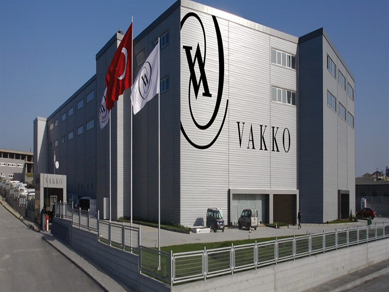 TMS MÜHENDİSLİK VAKKO PRODUCTION CENTER