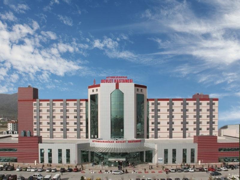 TMS MÜHENDİSLİK AFYON STATE HOSPITAL