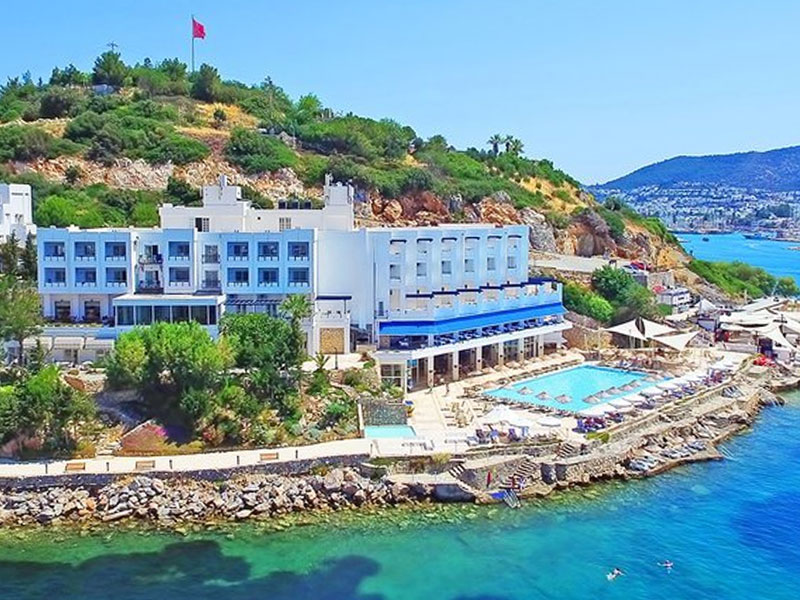 TMS MÜHENDİSLİK BODRUM BLUE HOTEL
