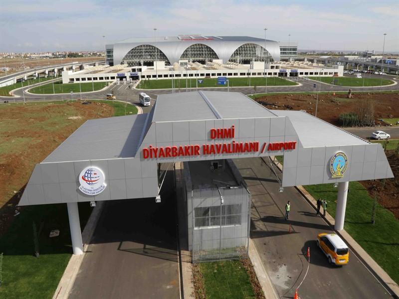 TMS MÜHENDİSLİK DİYARBAKIR AIRPORT