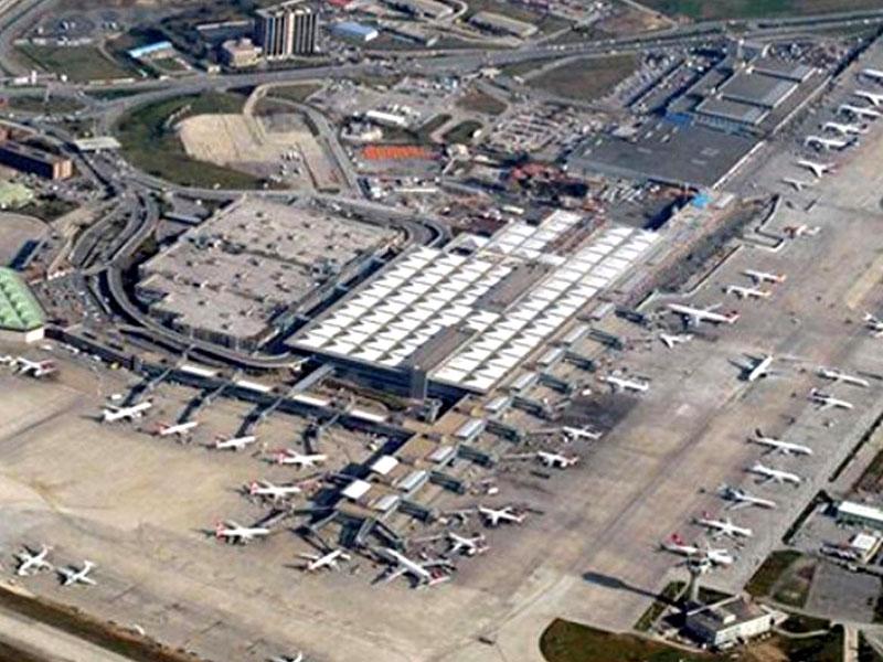 TMS MÜHENDİSLİK İSTANBUL ATATÜRK AIRPORT TAV MAINTENANCE AND REPAIR HANGARS