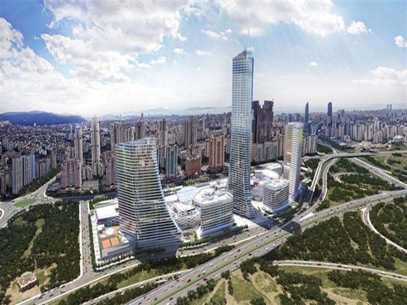 TMS MÜHENDİSLİK METROPOL BUSINESS CENTER TOWERS