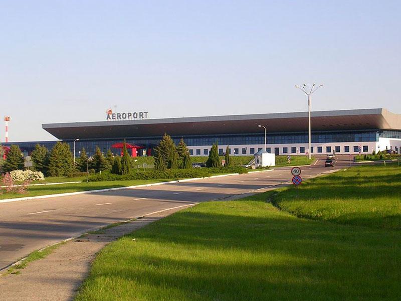 TMS MÜHENDİSLİK MOLDOVA CHISINAU AIRPORT
