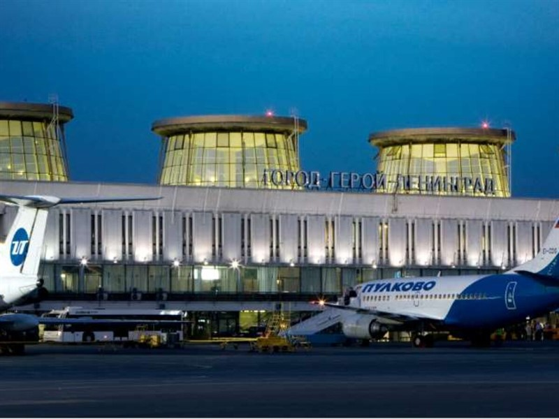 TMS MÜHENDİSLİK ST PETERSBURG PULKOVO AIRPORT NEW DOMESTIC TERMINAL