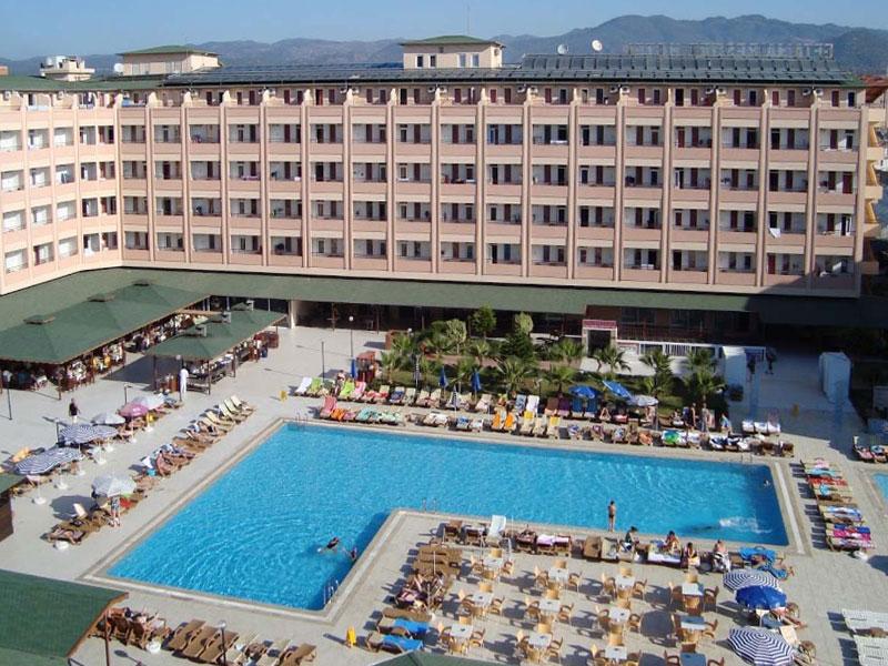 TMS MÜHENDİSLİK RIVA CLUB HOTEL